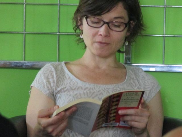 Cet accueil était organisé en partenariat avec la bibliothèque municipale de Grésy-sur-Aix et la librairie des Danaïdes.